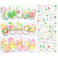 water slide decals for Nails