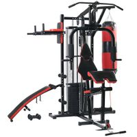 Home Gym Integrated Trainer Multistation Gym Machine HG480