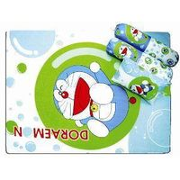 Doraemon 4 Pcs Play Pen Mattress Set thumbnail image