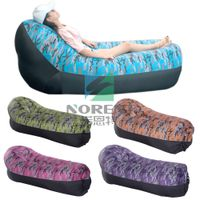 New style Water Proof Inflatable Lounger Sleeping Bag