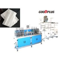 Automatic non-woven mask blank making machine