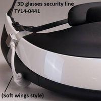 3D glasses security alarm display line thumbnail image