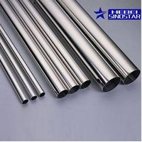 ISO9001 Certification Supplier 316 316l Stainless Steel Sanitary Pipe