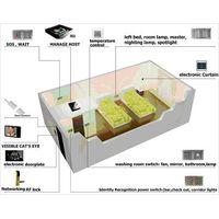 Hotel Room Intelligent Control System (BWRC300)