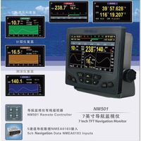 7 Inch TFT Navigation Monitor (5 Channels Repeater)