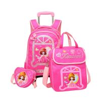 Kids Backpack Waterproof School Bags for Students with Light Weight