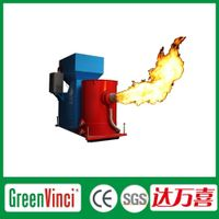 Full-Automatic Biomass pellet burner with reliable heating capatity popular around the world