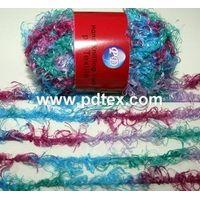 1nm 100%polyester hand knitting yarn , Yarn thumbnail image