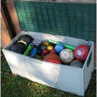 Garden storage bin, ,outdoor storage box, sundries storage chest
