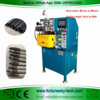 Fully automatic wire clutch cutting sealing machine