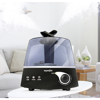 5.5L big capacity visual water tank Waterless Auto Shut-off ultrasonic air humidifier cool mist arom