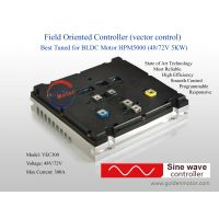 Vec controller for 5KW bldc motor