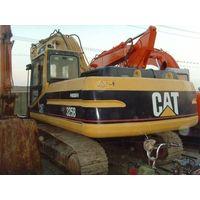 used CAT325B excavator