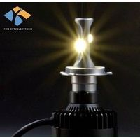 LED Car Lamp, LED Car bulb, LED auto light, Led headlight H4C01