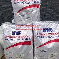 China Manufacture Chemical HPMC Hydroxypropyl Methyl Cellulose For Cement Thickening Agent
