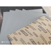 Silicon carbide water abrasive paper for high gloss surface finshing facotry direct sales thumbnail image