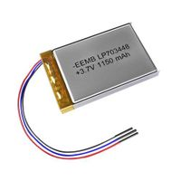 EEMB Li-Polymer battery packs