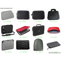Hard shell eva molded Laptop carrying bags cases protectors