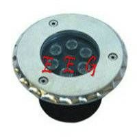 Ip68 waterproof RGB 6W led underground light thumbnail image