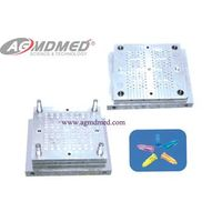 Syringe Needle Hub Mould