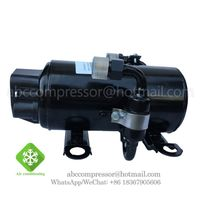 Boyard rotary 12v 24v compressor for truck parking air conditioner thumbnail image
