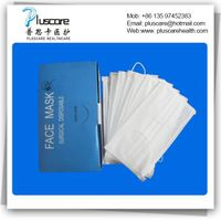 disposable pp nonwoven surgical face mask
