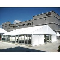 2012 social exhibition tent for large meeting/forum with PVC of Chinese manufacturer thumbnail image
