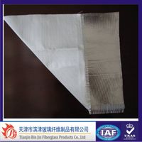 Fiberglass Cloth Backed Aluminium Foil
