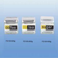 Glass Food Sealed Jar (FS-105)