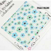 fashion selling hot flower nail art sticker thumbnail image