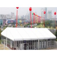 The glass wall tent for holiday tent thumbnail image
