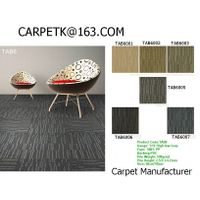 China carpet tile manufacturer, China commercial carpet tile, China PP or Nylon carpet