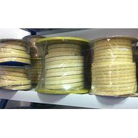 aramid fiber braided packing with fiberglass core reinforced