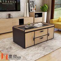 All Aluminum Living Room Cabinet Side Tea Table thumbnail image