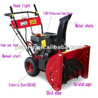5.5HP Electric Snow Blower thumbnail image