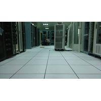 calcium sulfate raised floor