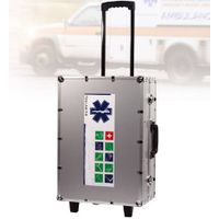 Integrated Aluminum First-aid Kit with Trolley thumbnail image