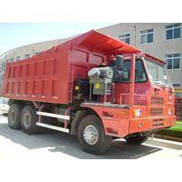 SINOTRUK HOWO 6x4 Mining Dump Truck thumbnail image