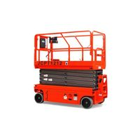 Terrainlift Industries Self-Propelled Scissor Lifts JCPT-HD