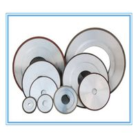 super abrasives resin bond diamond grinding wheel1A1