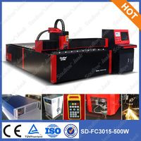 fiber laser cutting machine for metal thumbnail image