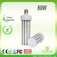 E26/E27/E39/E40 60W led corn bulb light