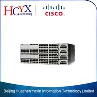 Original Cisco network switch WS-C3560X-24P-S