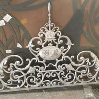 Garden Decoration Cast Part China casting foundry Aluminum Casting Tooling Foundry Design thumbnail image