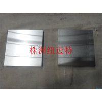 Tungsten plate, tungsten sheet and tungsten foils