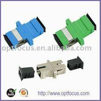 SC adapter Simplex Fiber optic adapter