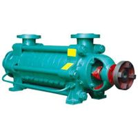 D series horizontal single suction multistage centrifugal pump