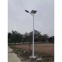 All in two Lithium battery solar power street lamps 60W thumbnail image