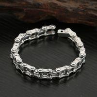 S925 Silver Men's Jewelry Bracelet B5319
