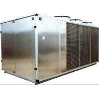 Air-Cooled Screw Chillers (7 Degree Water Dual Compressors)